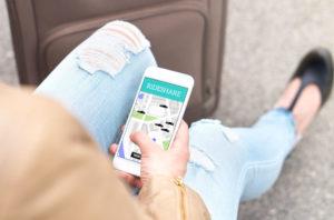 rideshare insurance app