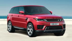 2019 range rover sport SUV