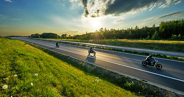 Top 8 Motorcycle Road Trip Rides This Summer