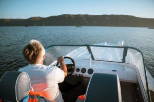 speedboat boat