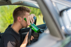open container dui charges