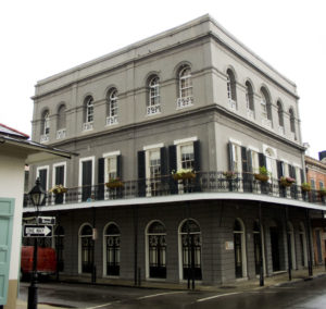 madame delphine lalaurie haunted house