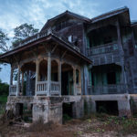 haunted houses in america