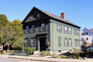 lizzie borden haunted house