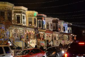 marlyand christmas light displays