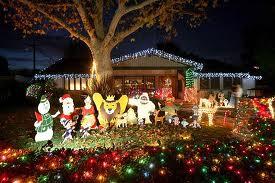 woodland hills christmas lights display