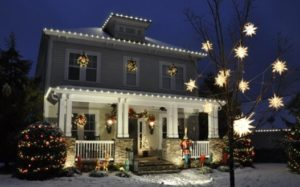 north carolina christmas light displays