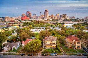 texas housing
