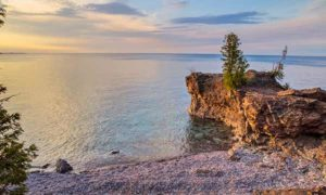 marquette michigan road trip