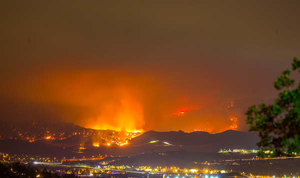 How to Navigate Wildfires During a Pandemic