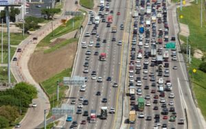 Feeder Roads in Texas