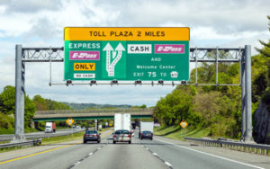 Driving in Texas - Toll Roads