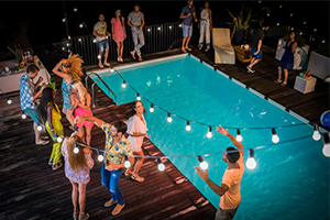 umbrella policy for pool parties