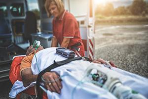 Injured from uninsured motorist