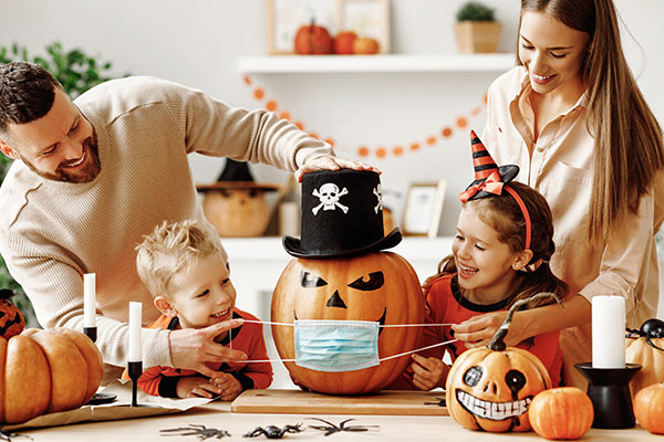 6 Fun Halloween Activities For Kids at Home This Year