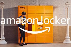 amazon locker - package