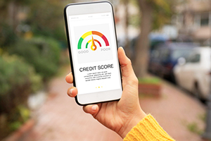 improved credit score helps your insurance rate