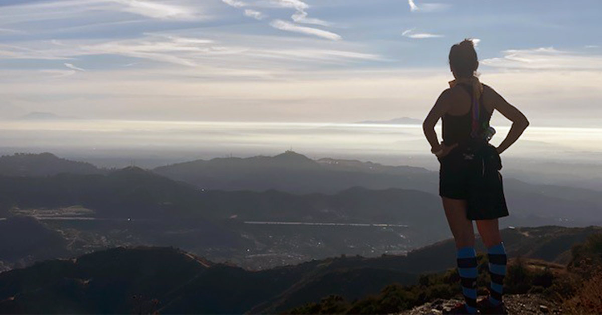 AIS Stories: Life Lessons From a Marathon Runner