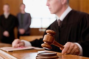 judge dismissing first dui