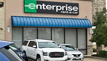 enterprise rental car agency
