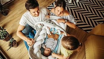 new family - life insurance
