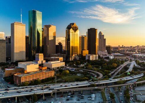 Traffic in Houston